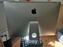 Apple iMac 27 Mid 2011 Intel i7 @ 3.4GHz 250GB SSD 1TB HDD 16GB RAM High Sierra