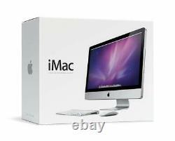 Apple iMac 27'' Quad Core i7 3.4Ghz 16GB 2TB HDD Office A Grade Warranty 2011