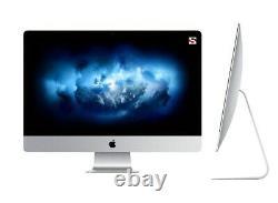 Apple iMac 27 i7 3.5GHz 32GB 1TB SSD upgrade OS X 2020 Included / Warranty