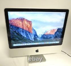 Apple iMac A1224 20 Desktop, MB417LL/A, 2.66GHz C2D, 250-320GB HD