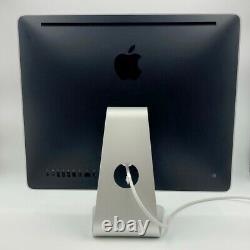 Apple iMac A1224 Mid 2007 20 Intel C2D 2GHz 4GB RAM 250GB HDD OS 10.11.5
