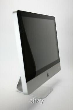 Apple iMac A1311 21.5 Core 2 Duo 3.06GHz 4GB RAM 500GB HDD High Sierra FHD