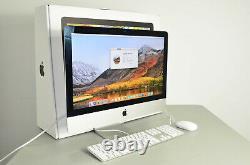 Apple iMac Core i5-5250U 1.6GHz 8GB 1TB 21.5 1080p OS 11.1 Big Sur A1418