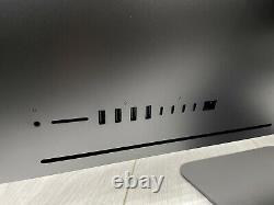 Apple iMac Pro 5K 27 1TB SSD 32GB Ram 8-Core 3.2GHz Xeon W AMD Pro Vega 56 8GB