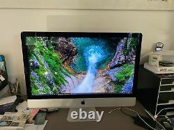 Apple iMac Retina 5K, 27 Zoll 3,3 GHz/ 16GB RAM/ 500GB SSD AMD Radeon R9 M395