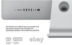 Custom Apple iMac 21.5 Retina 4k 2020 3.6ghz i3 1tb SSD 32-64gb Radeon 555X 2gb
