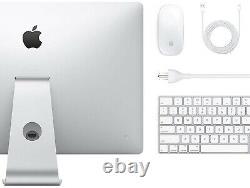 Custom Apple iMac 27 Retina 5k 2019 3.0ghz i5 SSD 16-128gb Radeon 570X Open Box