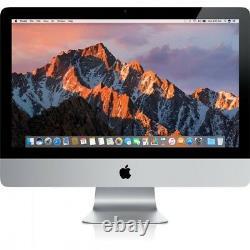 FAST-APPLE iMAC 21.5- A1311 3.06GHz-4GB RAM-2TB HD- HIGH SIERRA-WARRANTY