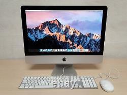 FAST-APPLE iMAC 21.5- A1311 3.06GHz-4GB RAM-500GB HD- HIGH SIERRA-WARRANTY