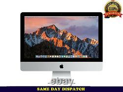 Grade A- Apple iMac 21.5in i5 2.8 Ghz, 8GB RAM, 1TB HDD 2015 Ref P12