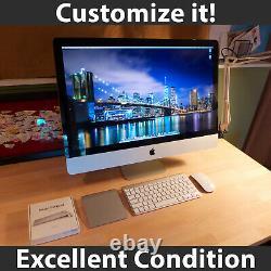 IMac 27 3.4GHZ i7, 16GB RAM, 128GB SSD + 1TB HD Fusion, 2GB Video, Excellent