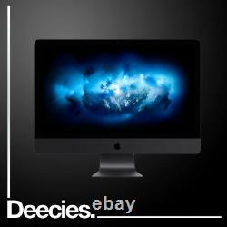 IMac Pro 3.0ghz 10 Core Xeon 128gb Ram 2TB SSD Mac Vega 64 Graphics Apple NEW