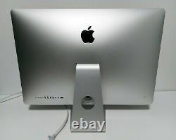 IMac Slim Unibody 27 Late 2013 3.2GHz i5 16GB 1TB Fusion Excellent Condition