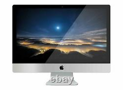 Mid 2017 Retina 5K Apple 27 iMac 3.4GHz i5/8GB RAM/1TB Fusion/Radeon Pro 570