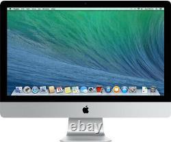 NEW 2013 Apple iMac 14,1 21.5 Intel i5-4570R 2.7GHz 8GB RAM 250GB SSD ME086LL/A