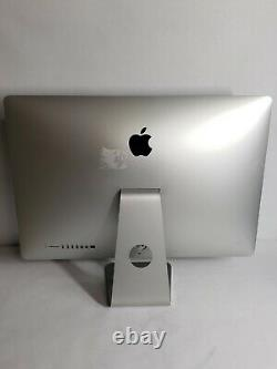Read Details Apple 27 iMac A1419 5K Late 2014 1TB HDD 24GB RAM i5-4690 3.5GHz