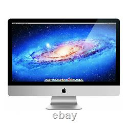 Refurbished Apple iMac 27-Inch Core i5 3.1Ghz with 8gb Ram and 1TB HDD