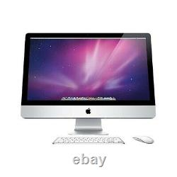 Refurbished Apple iMac 27-Inch Core i7 3.4Ghz with 4gb Ram and 1TB HDD