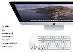 2020 Apple Imac 27 Retina 5k 3.3ghz I5 512 Go Ssd 16-128 Go Radeon Pro 5300 4 Go