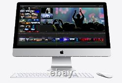 27 Apple Imac 3.6ghz 10-core 5k 8tb Ssd 128 Go Ram Radeon Pro 5700 Xt 16gb 10gbe
