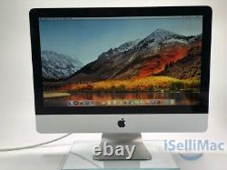 Apple 21.5 Imac 2,9ghz Core I5 1tb Hdd 8 Go A1418 Me087ll/a +a Grade