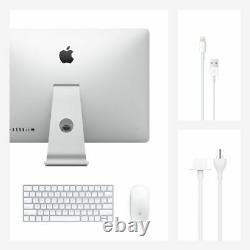 Apple Imac 2020 275k I5-10500 3.1 Ghz 8 256 Go Ssd Radeon Pro 5300 Mxwt2ll/a