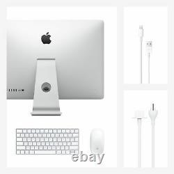 Apple Imac 2020 27''5k I5-10600 3.3ghz 8 512 Go Ssd Radeon Pro 5300 Mxwu2ll/a
