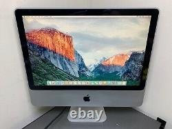 Apple Imac 20 A1224 Intel Core 2 Duo 2.66 Ghz 4gb 500 Hd 2009 Rénové Imac
