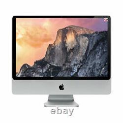 Apple Imac 20 P7550 2.26ghz 8gb 320gb Tous Dans Un Pc Mc015ll/b/garantie