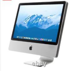 Apple Imac 20 Tout-en-un Bureau Core2duo 2.66ghz 4 Go 320 Go A1224 Bureau Gratuit
