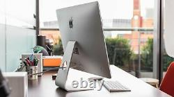 Apple Imac 21.5 2.7ghz Quad Core Intel I5 16 Go Ram 256 Go Ssd Bureau Mis À Jour