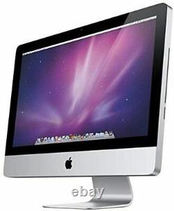 Apple Imac 21.5'' 3,06 Ghz (c2d) 500 Go 4 Go Ram H Sierra Bonne Condition