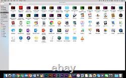 Apple Imac 21.5 3.06ghz, Core 2 Duo 8 Go Ram, 500 Go Ssd Nvidia Geforce 9400