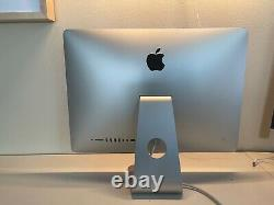 Apple Imac 21,5 4k Skinny Core I7 3,3ghz Mémoire 16 Go 2 To Ssd Fin 2015