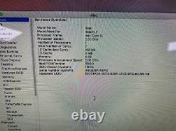 Apple Imac 21.5 A1311 Intel Core I3 3.06ghz 4gb 500 Hd Sierra 2010 Refurbisé