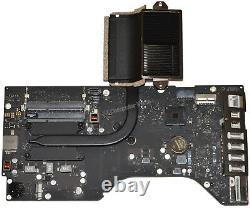 Apple Imac 21.5 A1418 Fin 2013 Aio Logic Board Avec I5-4570r 2.7ghz Cpu 661-7923