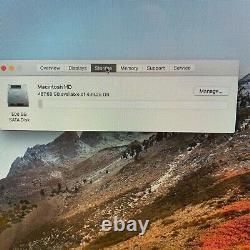 Apple Imac 21.5 Bureau Mb950ll/a (core 2 Duo 3,06ghz 4gb Ram 500gb Hd)