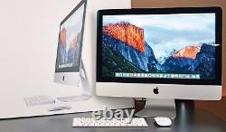 Apple Imac 21.5 Core I5 2.7ghz 8 Go 1to (sep, 2013) A+ Grade Apple Box