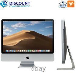 Apple Imac 21.5 Ordinateur De Bureau I5 2.7ghz Quad-core 8 Go 1 To Mac Os Mc812ll/a