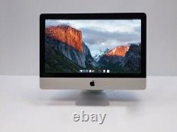 Apple Imac 21.5 Ordinateur De Bureau Tout-en-un A1311 MI 2011 I5 2.7ghz 8 Go 2 To