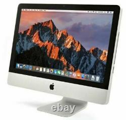 Apple Imac 21.5-inch Intel Core I5 2.50ghz 4 Go Ram 500go Hdd High Sierra A Grade