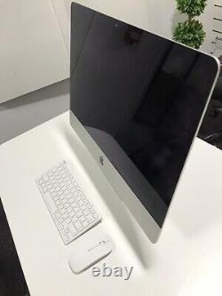 Apple Imac 21.5po 1 To Hdd Intel Core I5 2.7ghz 8 Go De Ram Tout En Un Bureau