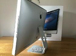 Apple Imac 27 2011mise À Niveau! Quadcore I7 3.4ghz, 1 To Ssd + 2 To Hdd, 16 Go Ram