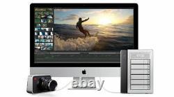 Apple Imac 27 5k I5 3,3 Ghz 32 Go Ram, 1 To Ssd Bureau Mis À Jour Garantie De 12 Mois