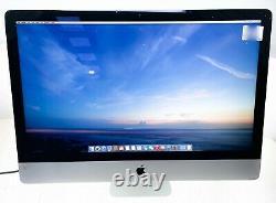 Apple Imac 27 A1419 Intel Core I7-3770 3,9 Ghz 16 Go Gtx 675mx 1 To Hdd 2012