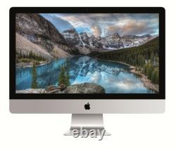 Apple Imac 27 Bureau Md063ll/a A1312 3,4 Ghz 1 To Hdd Fin 2011 I7