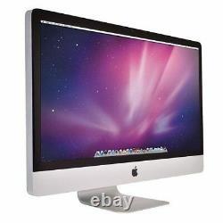 Apple Imac 27 Bureau Tout-en-un / 2.7 Ghz Quad Core I5 Turbo / 1 To / 8 Go Ram