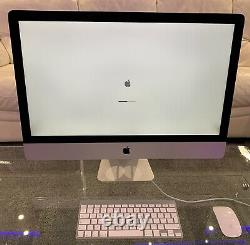 Apple Imac 27 Fin 2012, 3.4ghz I7, Ram 32 Go, Fusion 3 To (ssd/disque Dur) Immaculé