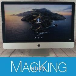 Apple Imac 27 Mk462ll/a 5k Fin 2015 Core I5 3.2ghz, 16 Go Ram, 512 Go Ssd
