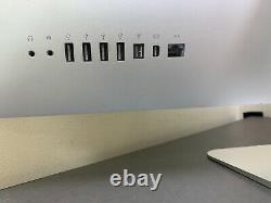 Apple Imac 27 Pouces A1312 Core 2 Duo 3,06 Ghz 8gb 1 Tb Hd 2009 Utilisé Sirrea